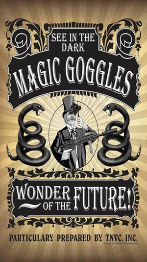 Magic Goggles