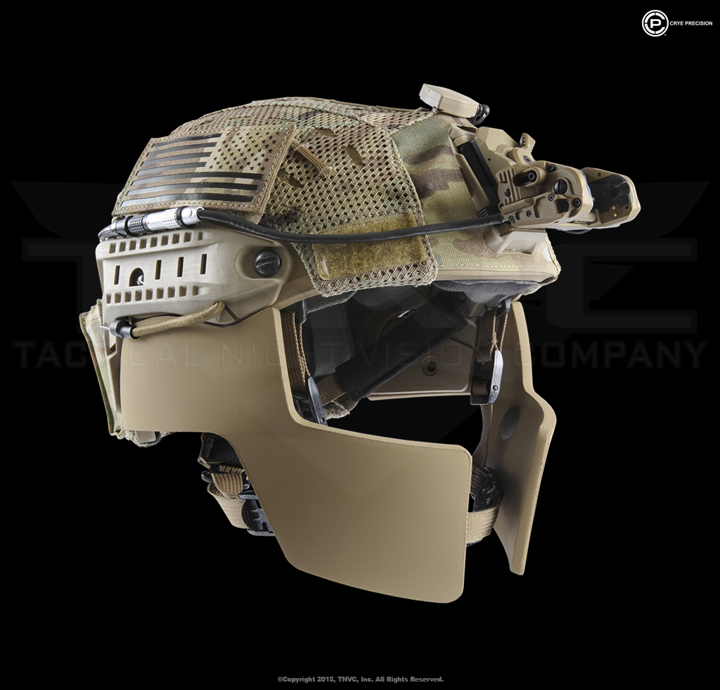 Crye Precision Airframe Ballistic Chops Tactical Night