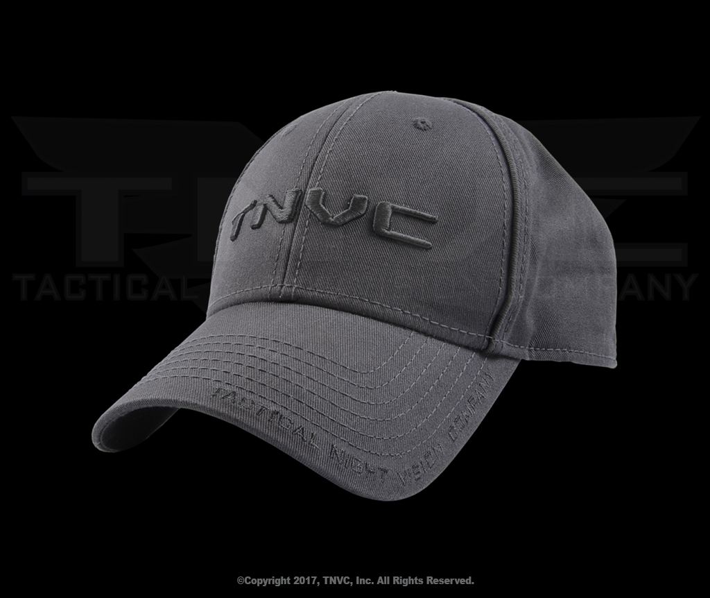 TNVC Hat - Low Profile Dark Gray – Tactical Night Vision Company 5db67ebcaee