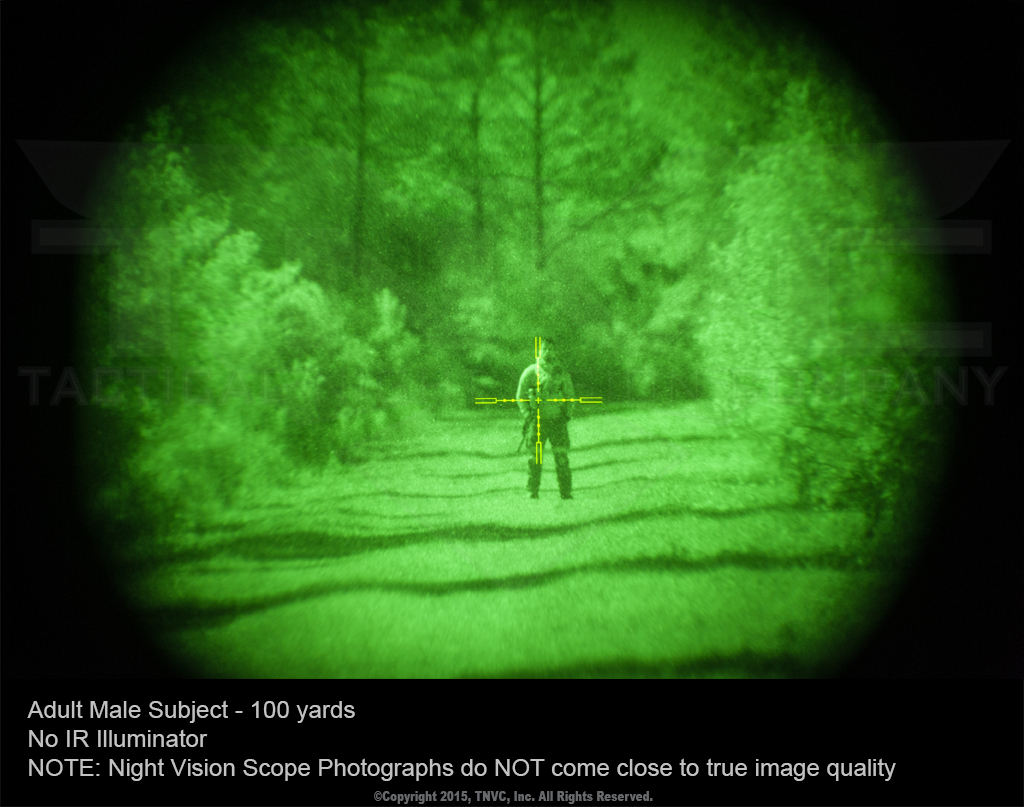 Night Vision >> D790 Magnus 6x Gen3 Night Vision Scope Tactical Night Vision Company