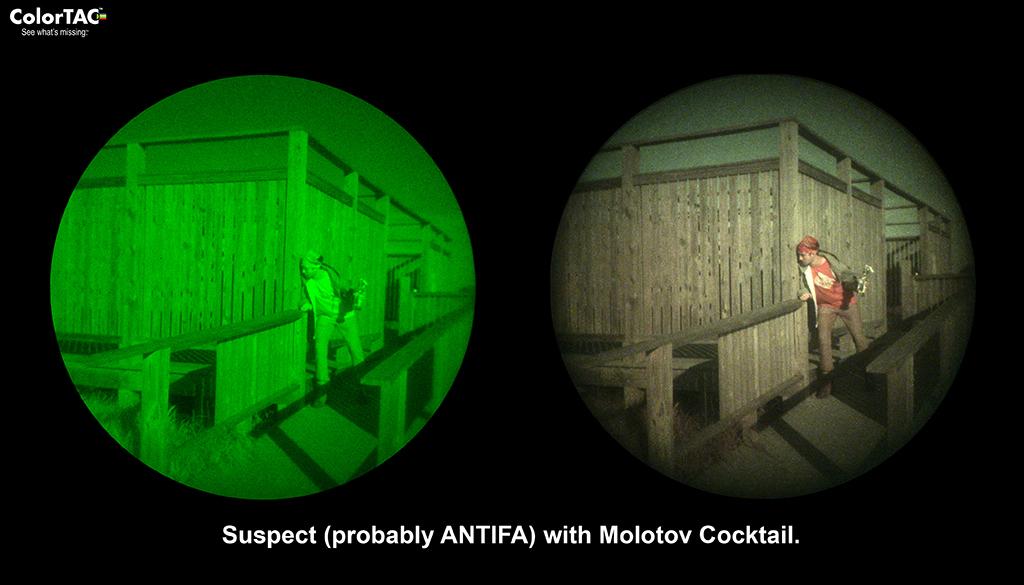 Night Vision >> Colortac Cva 14 Color Night Vision Module Tactical Night Vision