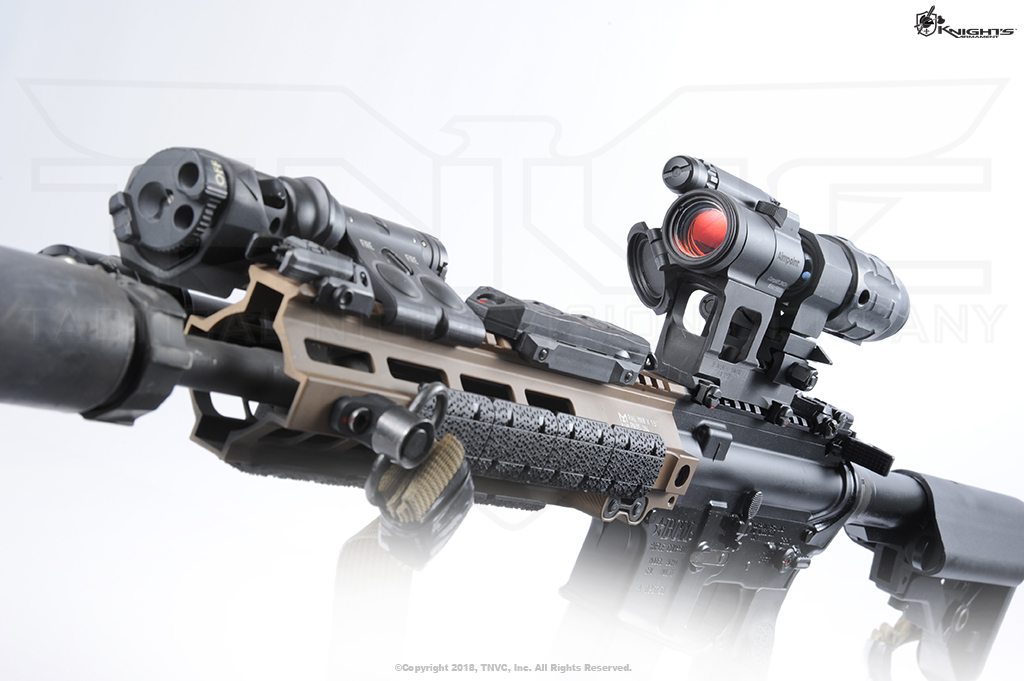 Knights Armament Co High Rise Mount Aimpoint Micro Tactical